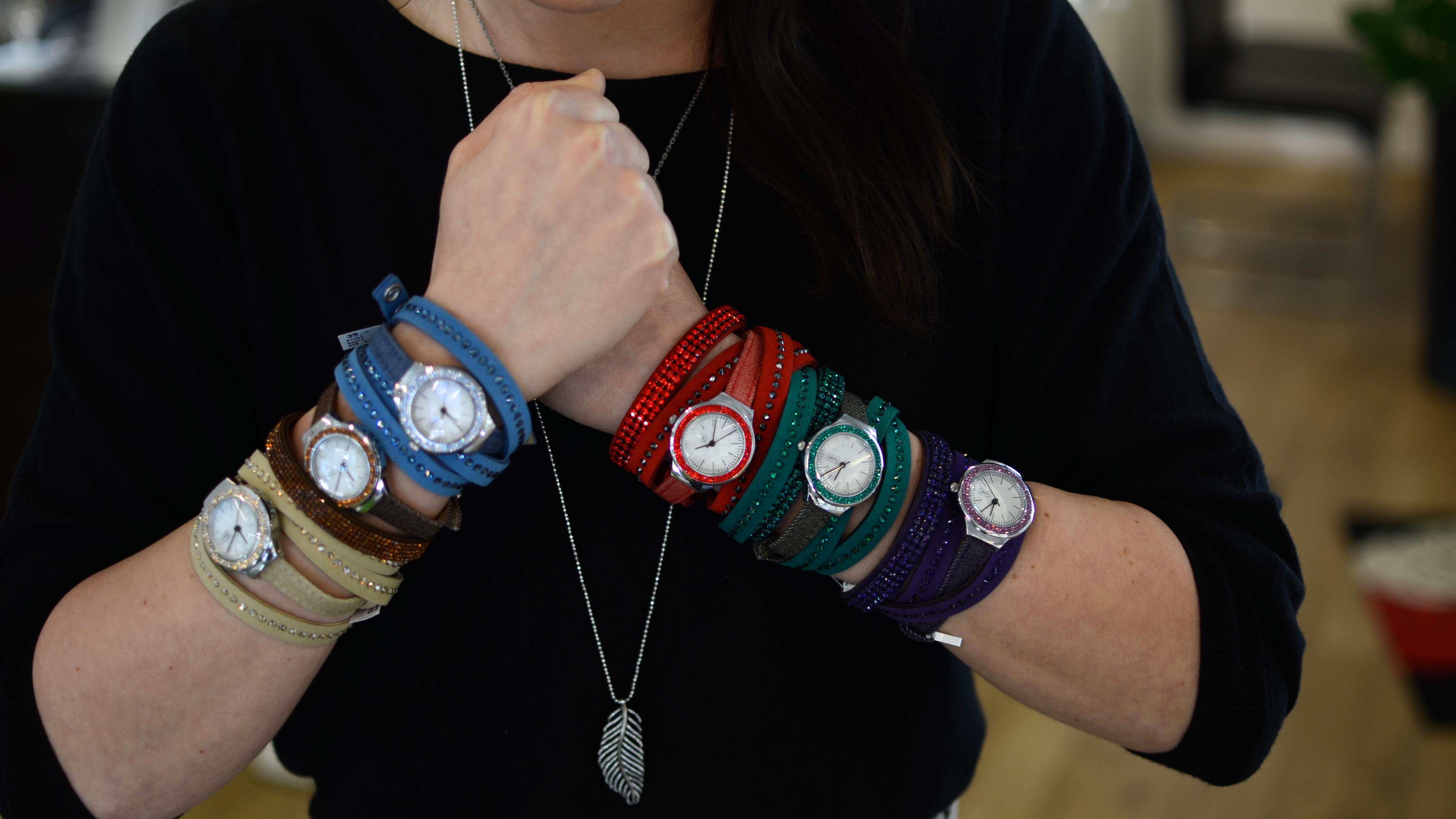Uhren von Spark