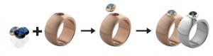MelanO magnetic Ringkollektion