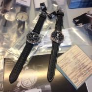 Neue Uhren von Zeppelin und Junkers