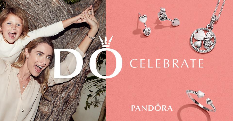 Pandora Muttertag 2017 bei Juwelier Rassmann
